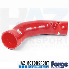 Forja Silicona Entrada de Manguera+Pinza Honda Civic Type R 2.0T FK2 15- Rojo