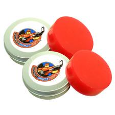 Hockey Stick Wax Cherry Scent, Hockey Joe Brand - New 2 Pack