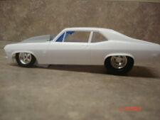 Revell 1/25 69 Nova  Resin Cast Pro Street Chassis