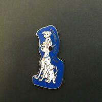 WDW - Father's Day 2000 - Pongo and Dalmatians Disney Pin 1774