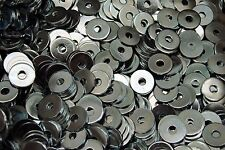 (1000) Oversized #10 Fender Washers 3/16 x 3/4 OD - Zinc Plated