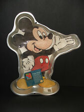 Mickey Mouse Wilton Party Pan Cake Pan #2105-3601 Vintage 1995