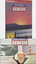 DVD Die Bibel GENESIS Das Alte Testament Film Bibelfilm Adam Eva Kain Abel Noah