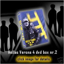hooligans ,ultras, HELLAS VERONA 5 dvd box nr.2!!!!!