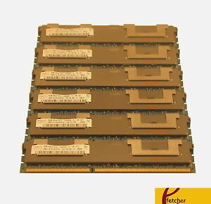 24GB (6X4GB) MEMORY FOR DELL POWEREDGE T410 T610 R610 R710 R715 R810 R815 R915
