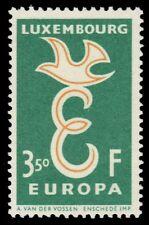 """Luxembourg 342 (Mi591) - Europa """"Stylized Bird"""" (pf29195)"""