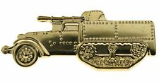 Miniature Replica Military Tank Destroyer Truck WWII Hat or Lapel Pin H15140D69