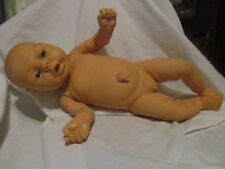 Lifelike Newborn Girl For Reborn Project Umbilical Cord Anatomically Correct