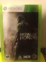 Medal of Honor Limited Edition - Xbox 360 (Complete w/ Disc, Manual & Case)