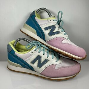 New Balance 996 Size UK 7 EU 40.5 Womens Multicoloured Trainers