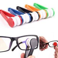 Lens Microfibre Optic Brush Wipers Cleaner Glasses Spectacles Eyeglasses x 1