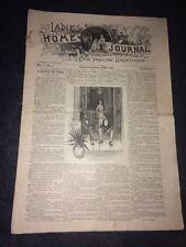 The Ladies Home Journal June 1888.
