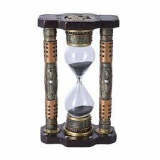 Steampunk Collection Sandtimer Gear Clockwork Hourglass Collectible