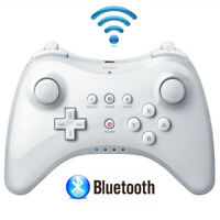 Wireless Pro Controller Gamepad Joypad Joystick Remote for Nintendo Wii U