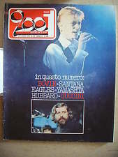 CIAO 2001 1978 Bowie/Guccini
