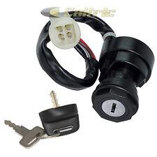 Ignition Key Switch YAMAHA BANSHEE 350 YFZ350 1987 88 89 90 91 92 93 1994 NEW