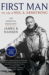 First Man: The Life of Neil Armstrong, Hansen, James, New Book