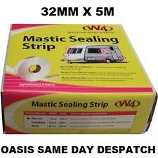 W4 Mastic Sealing Strip 32mm x 5m White - CARAVAN MOTORHOME