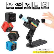 HD 1080P Mini SQ11 Car DVR DV Cop Camera Video Recorder IR Cam Night Vision