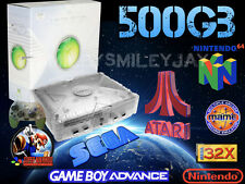 FULLY LOADED 500gb BOXED MODDED ORIGINAL XBOX CONSOLE UPGRADED REGION FREE XBMC