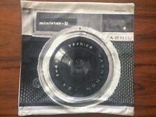 Yashinon Camera Vintage Style Image Soft Velveteen Square Pillow Cushion Cover.