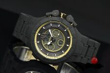 -ARMANI EXCHANGE MEN'S CHRONOGRAPH BLACK/GOLD SPORT WATCH AX1194