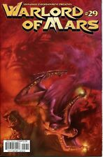 Warlord of Mars #29 - Parrillo Cover