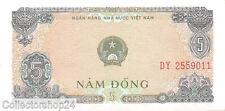 Vietnam 5 Dong 1976 Au pn 81b