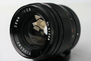Vivitar 28mm F/2.8 Len Wide Angle Full Frame Prime #61288 Adapts to Sony E