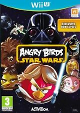 Angry BIRDS STAR WARS WII U (Nintendo Wii U) NUOVO - 1st Class consegna veloce