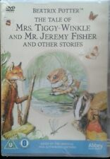 THE TALE OF MRS TIGGY WINKLE & MR JEREMY FISHER & OTHER STORIES *NEW&SEALED*