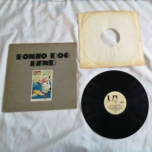"Bonzo Dog Band 'Let's Make Up And Be Friendly' 12"" Vinyl 1972 Pls Rd Description"