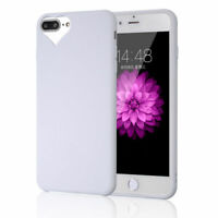 ShockProof Case Soft TPU Thin Rubber Skin Cover For Apple iPhone SE 6s 7 8 Plus
