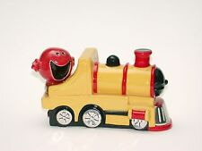 """WADE PORCELAIN FIGURINES--MR NOISY """"ALL ABOARD"""" -FEB 2006-LIMITED EDITION OF 250"""