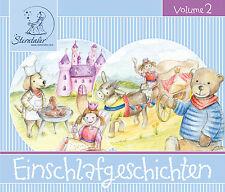 Hörbuch CD Sterntaler Einschlafgeschichten Teil 2   2CDs
