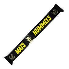 """Borussia Dortmund BVB Fanschal """"Mats Hummels""""  BVB - Schal Hummels # 15"""