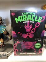 Mister Miracle The Deluxe Edition (OHC Hardcover) NEW SEALED, DC 2020, Tom King