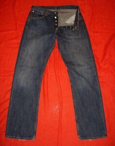 Jean Levi's 501 Bleu Used W32L32