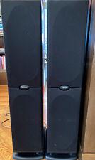 Polk Audio Rt 2000i - 2 Floorstanding Speakers - Black