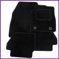 VAUXHALL CORSA C (2000- 2007) Tailored Black Car Floor Mats Carpets & Clips