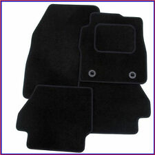 Ford Ranger Super Cab 2012+ Fully Tailored 4 Piece Car Mat Set with 2 Clips
