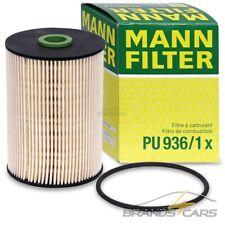 MANN-FILTER KRAFTSTOFFFILTER DIESELFILTER VW GOLF 6 5K AJ 1.6 2.0 TDI 08-