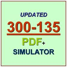 Cisco CCNP Troubleshooting IP Networks TSHOOT v2.0 Test 300-135 Exam QA PDF+SIM