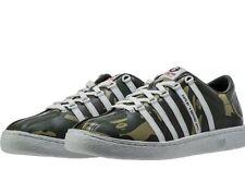 BAPE K-Swiss x AAPE Classic 66 Men's Shoes A Bathing Ape Camo /White US Size 9.5