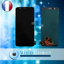 """Ecran complet LCD vitre Tactile pour OnePlus 5t 6.1"""" Noir"""