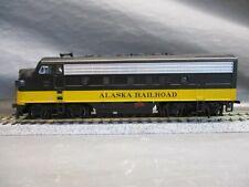 Bachmann HO Scale Alaska Railroad FA Locomotive DC Power