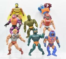 Lot Collection of 8 #2 He-Man MOTU Mattel Masters of the Universe Action Figures