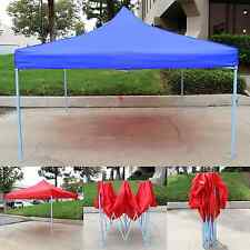 Canopy Tent 10x10 Commercial Fair Shelter Car Shelter Wedding Beach - Blue