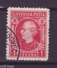 Slovacchia n. 40 Gest. Andrej Hlinka politici & cattolica gesitlicher -2