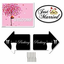 Wedding Yard Sign Set - Yard Signs & Car Magnets